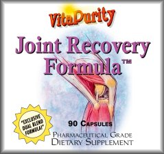 Take advantage of Bargain Bin closeout pricing on VitaPurity Joint Recovery Formula NOW!